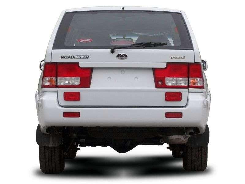TagAZ Road Partner 1st generation SUV 2.3 MT 4WD MT1 (2008 – n.)