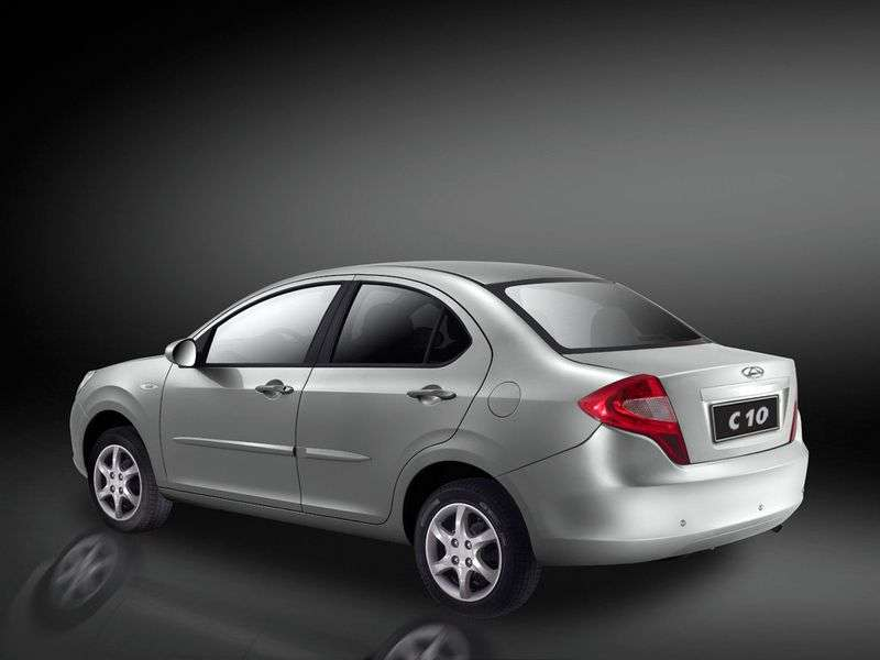 TagAZ C10 1st generation sedan 1.3 MT Economic (2011 – present)