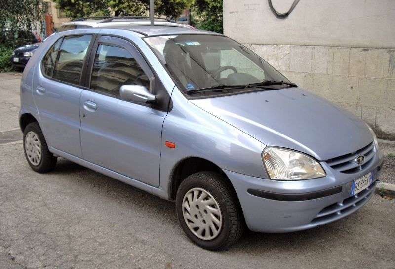 Tata Indica 1st generation 1.4 MT hatchback (1998–2000)