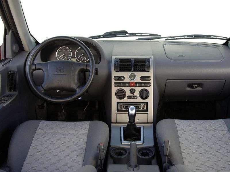 Tata Safari 1st generation SUV 1.9 MT (2000 – n.)