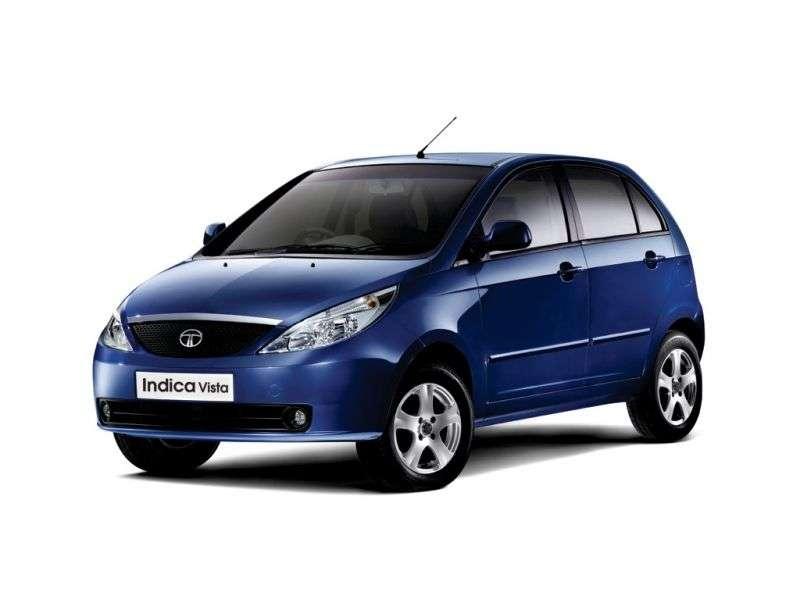Tata Indica 2 generation hatchback 1.2 TD MT (2008 – present)