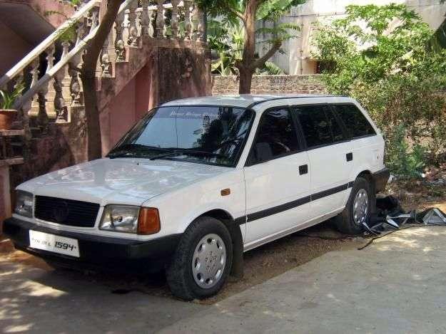 Tata Estate 1st generation wagon 1.9 D MT (1993–2000)