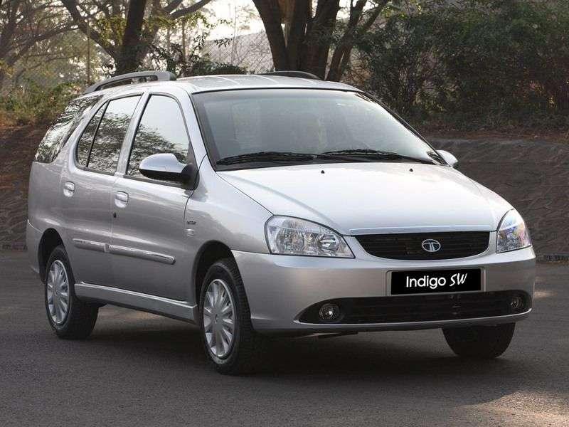 Tata Indigo 1st generation Marina wagon 1.4 TDI MT (2006–2010)