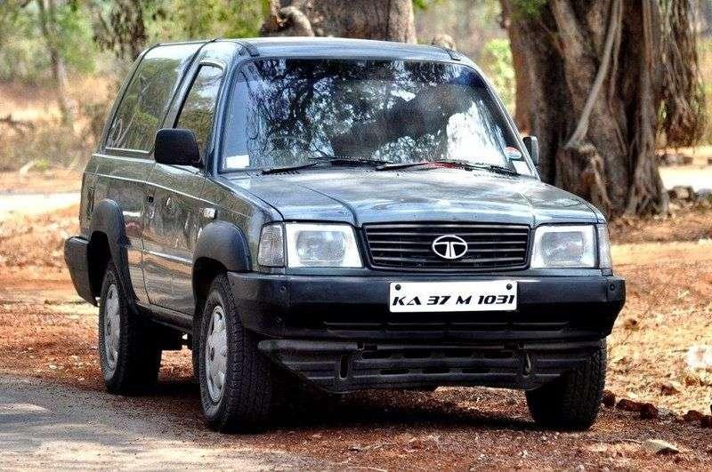 Tata Sierra 1st Generation Crossover 1.9 D MT (1993–2001)