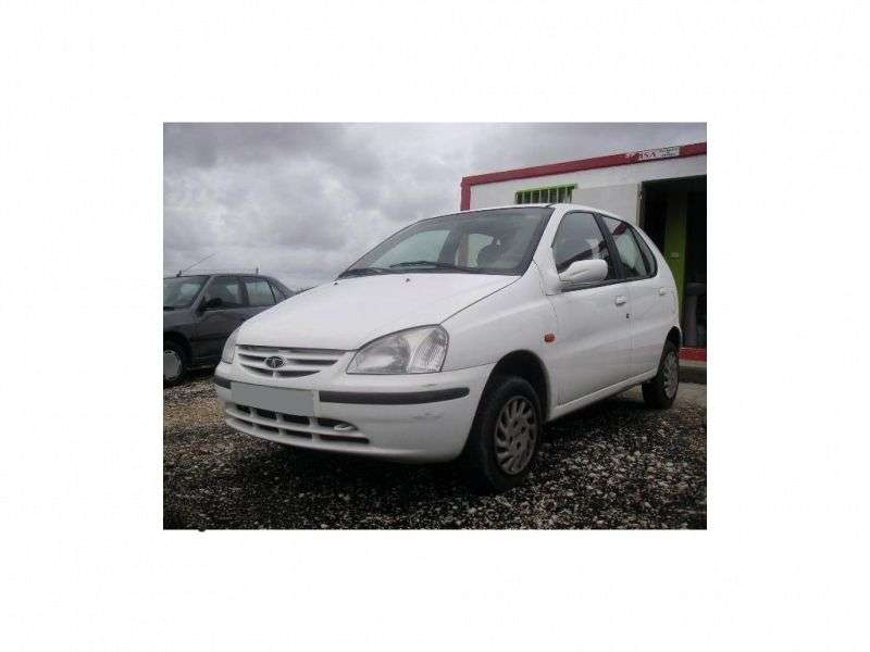 Tata Indica 1st generation 1.4 MT hatchback (2000–2004)