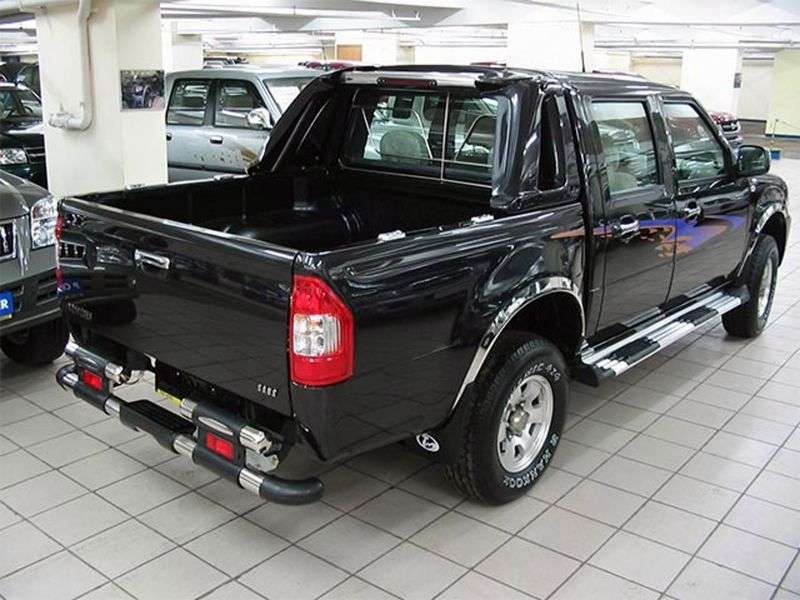 Tianma Century 1st generation pickup 2.4 MT (2005 – n. In.)