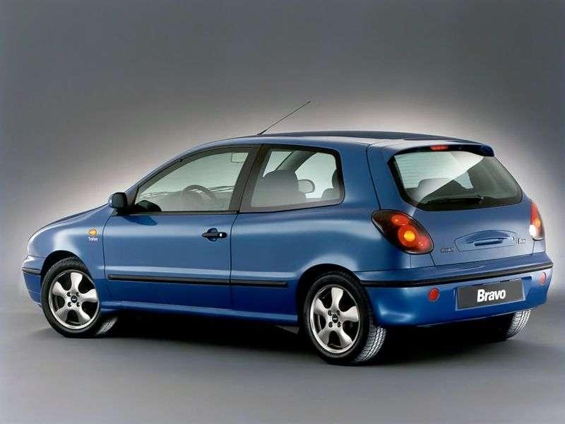 Tofas Bravo 1.generacji hatchback 1.6 MT (2001 obecnie)