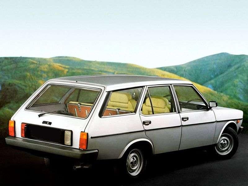 Tofas 131 1st generation 1.6 MT wagon (1985–1995)