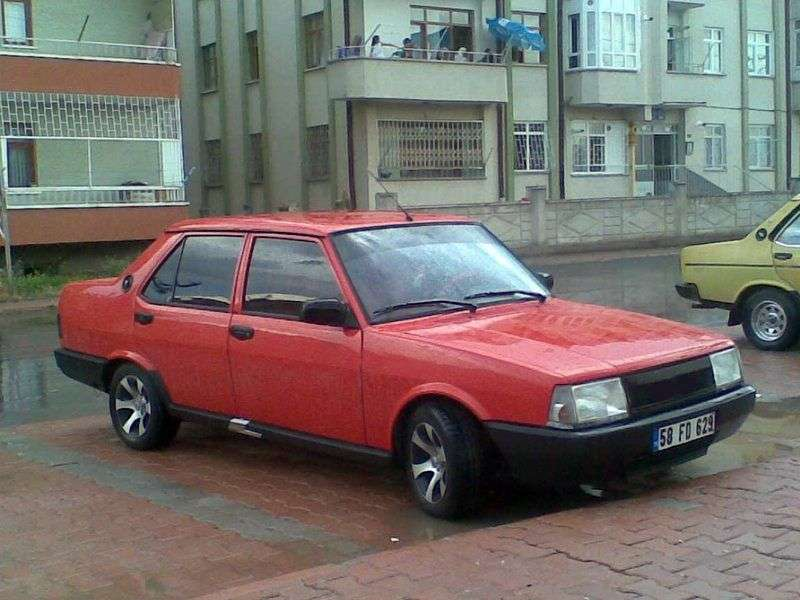 Tofas Sahin 1st generation sedan 1.6 MT (1999 – n. In.)