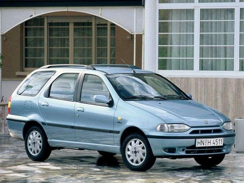 Tofas Palio 1st generation 1.6 MT wagon (2001 – n.)
