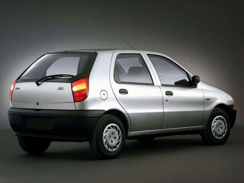 Tofas Palio 1st generation 1.6 MT hatchback (2001 – n.)