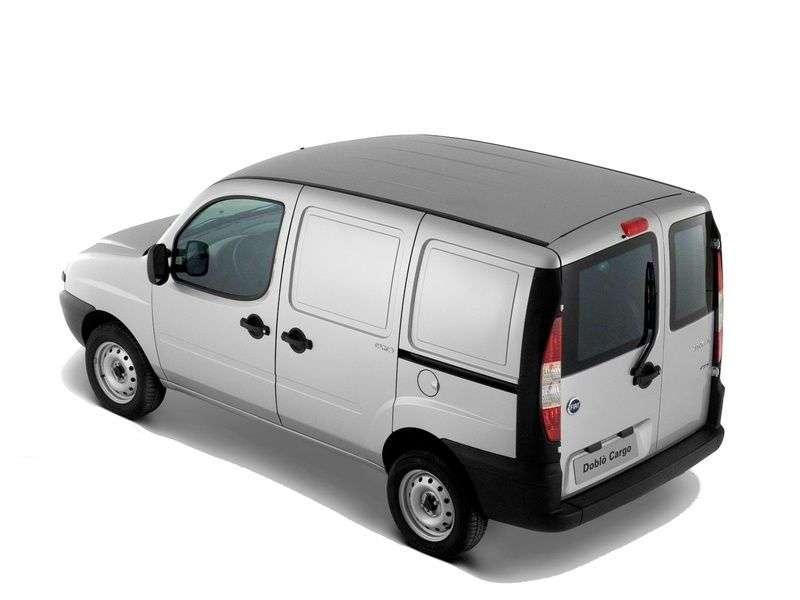 Tofas Doblo 1st generation 1.2 MT minivan (2000 – n.)