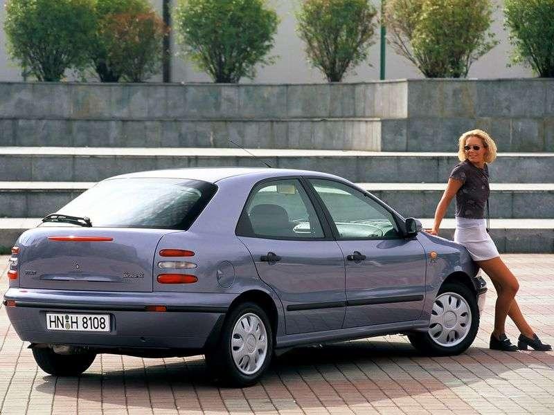 Tofas Brava 1st generation hatchback 1.6 MT (2001 – n.)