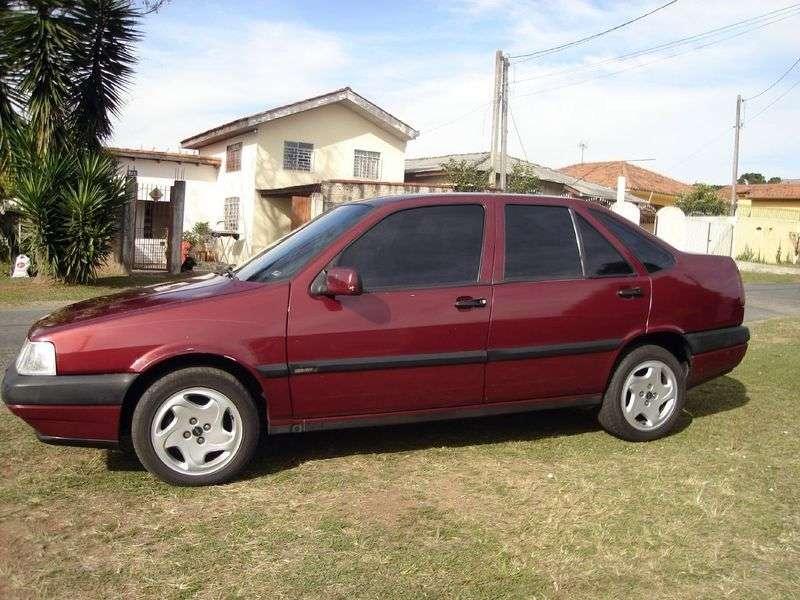 Tofas Tempra 1st generation 2.0 MT sedan (1990–1994)
