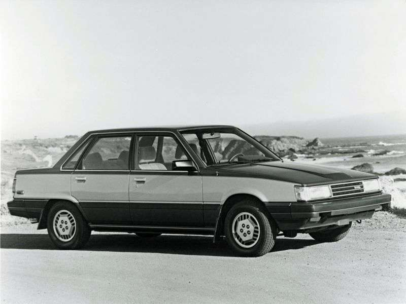 Toyota Camry V10 [restyling] sedan 2.0 AT (1984–1986)