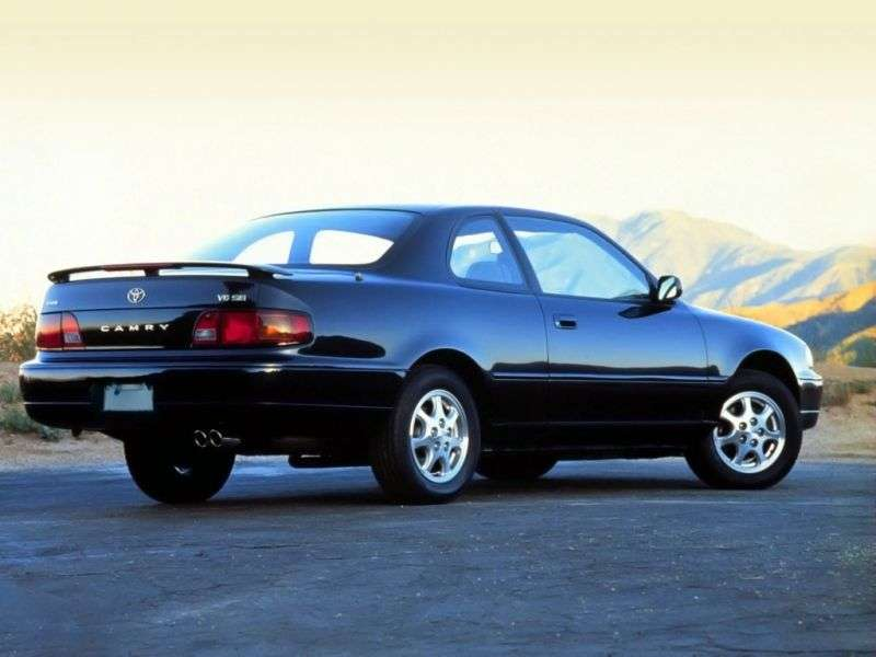 Toyota Camry XV10 [restyling] coupe 2 doors 2.2 AT Overdrive (1994–1996)