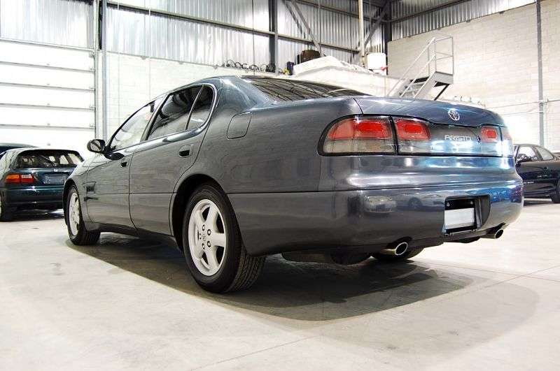 Toyota Aristo S14sedan 3.0 Twin Turbo AT (1991–1994)