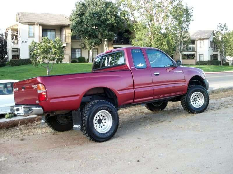Toyota Hilux 5th generation [restyling] Xtracab pickup 2 dv. 2.8 D MT AWD (1994–1997)
