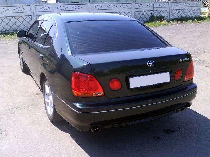 Toyota Aristo S16sedan 3.0 AT (1997–2000)