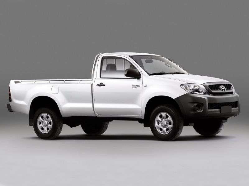 Toyota Hilux 7 generation pickup 2 bit. 2.5 TD MT (2005–2008)