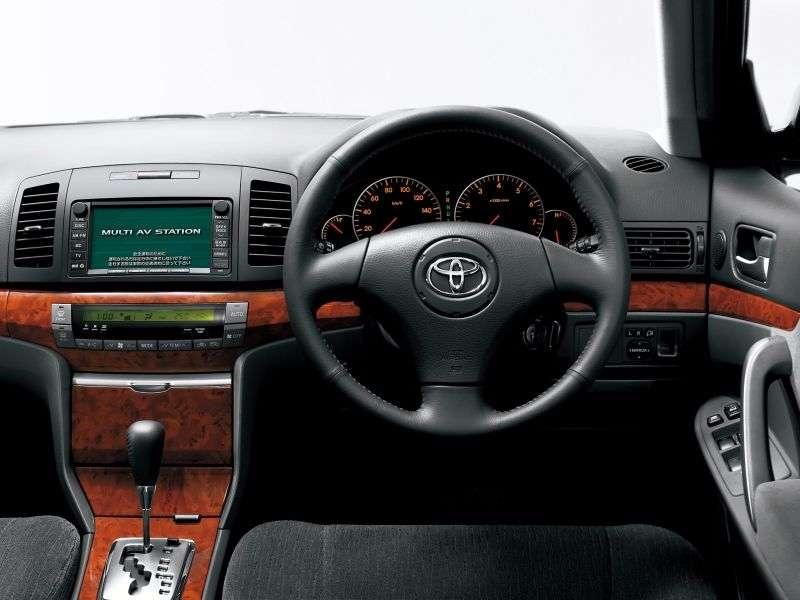 Toyota Allion T245 [restyling] sedan 1.5 AT (2004–2007)