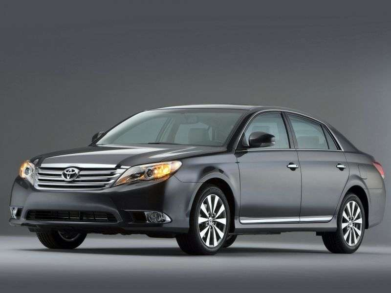 Toyota Avalon XX30 [2nd restyling] sedan 3.5 AT (2011–2012)