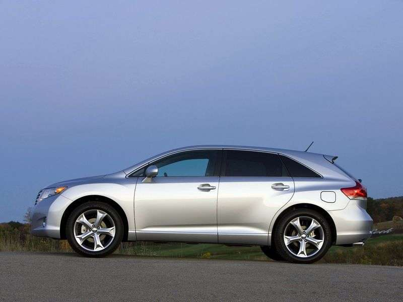Toyota Venza 1st generation crossover 3.5 AT AWD (2008–2012)