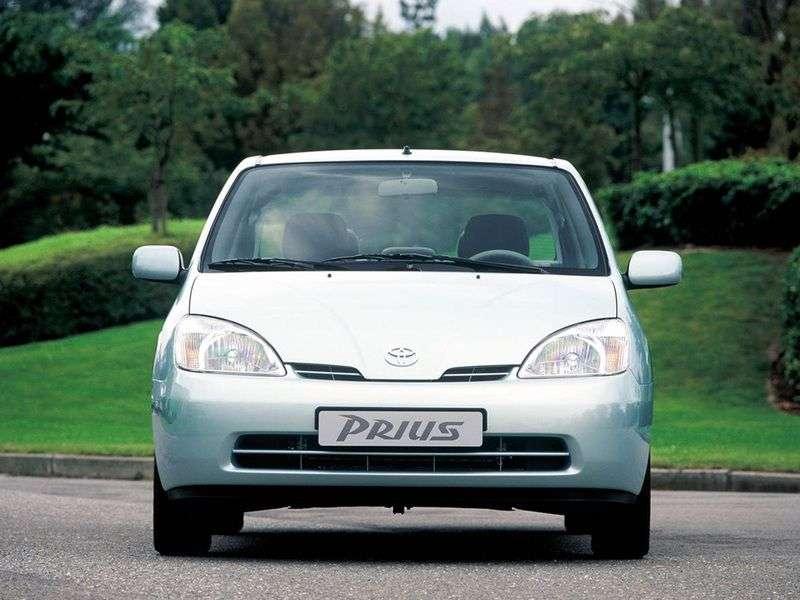Toyota Prius 1st generation sedan 1.5 CVT (2001–2003)