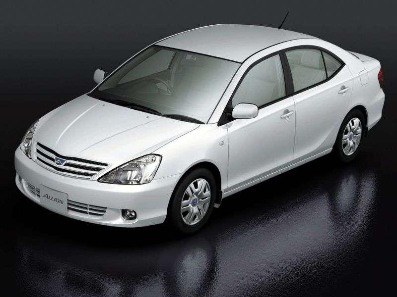 Toyota Allion T240sedan 1.5 AT (2001–2004)