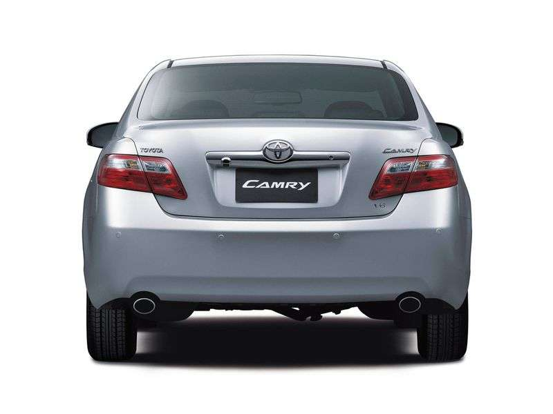 Toyota Camry XV40 [restyling] 4 door sedan 2.5 AT Overdrive (2010–2011)
