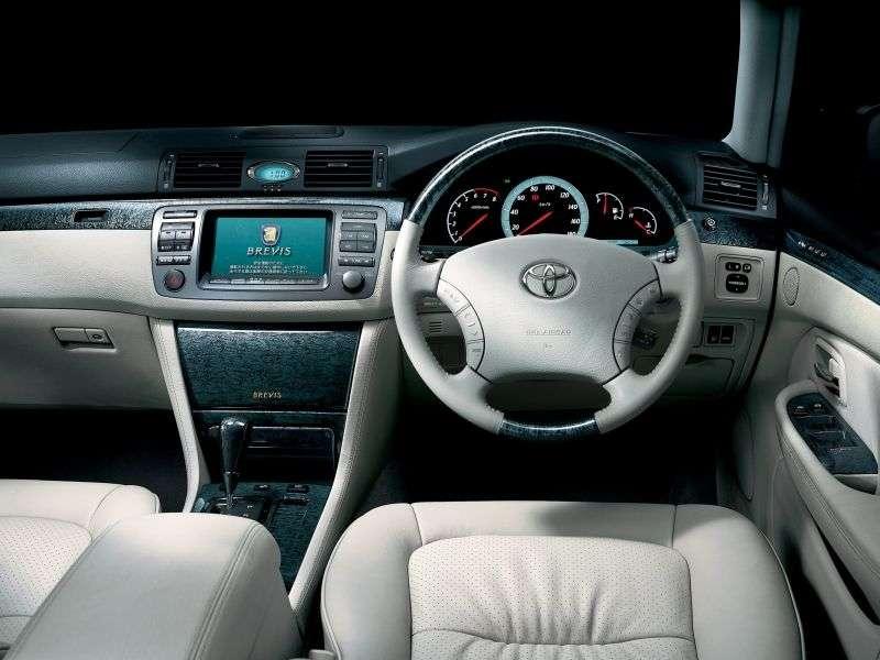 Toyota Brevis G10sedan 3.0 AT (2001–2004)