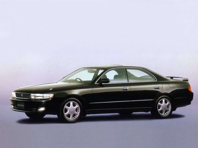 Toyota Chaser X90hardtop 2.5 AT (1992–1994)