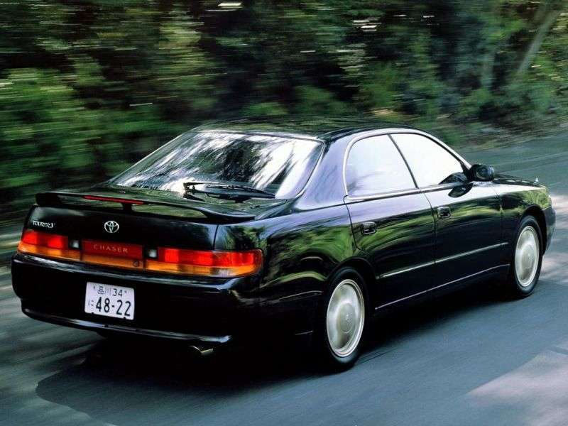 Toyota Chaser X90hardtop 2.0 AT (1992–1994)