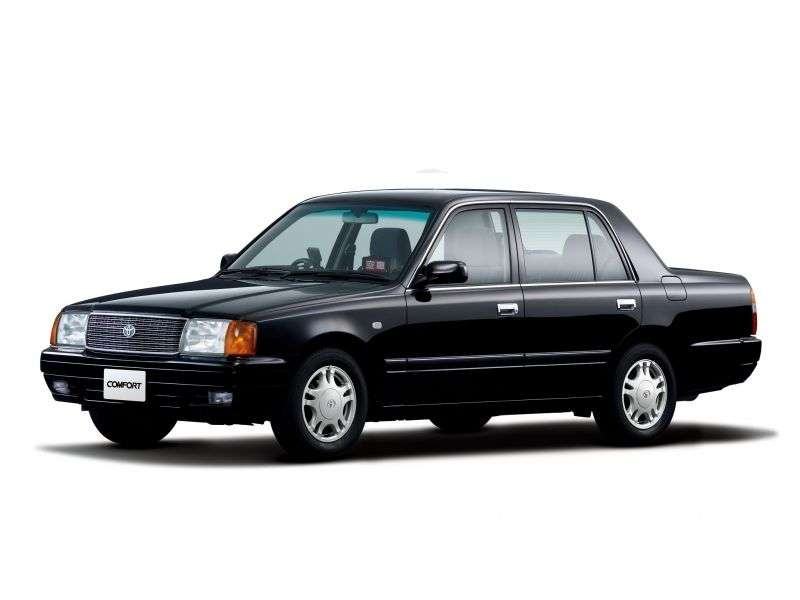 Toyota Comfort 1st generation sedan 2.0 MT (1995 – n.)