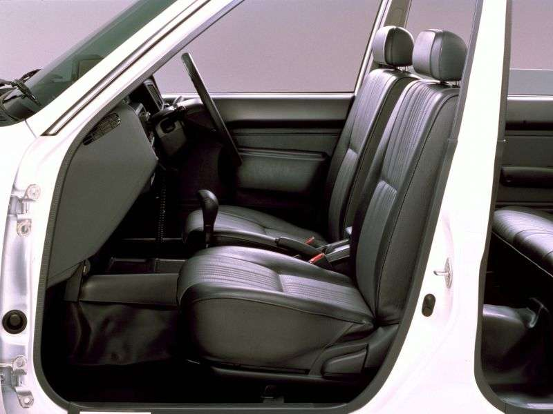 Toyota Comfort 1st generation sedan 2.4 TD AT (1995 – n. In.)