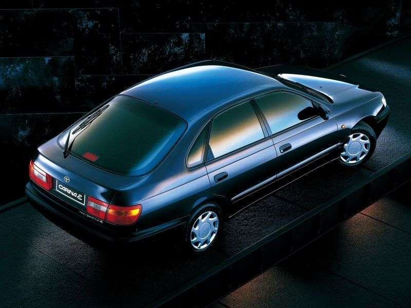 Toyota Carina T190E liftback 2.0 GTI MT (1994–1998)
