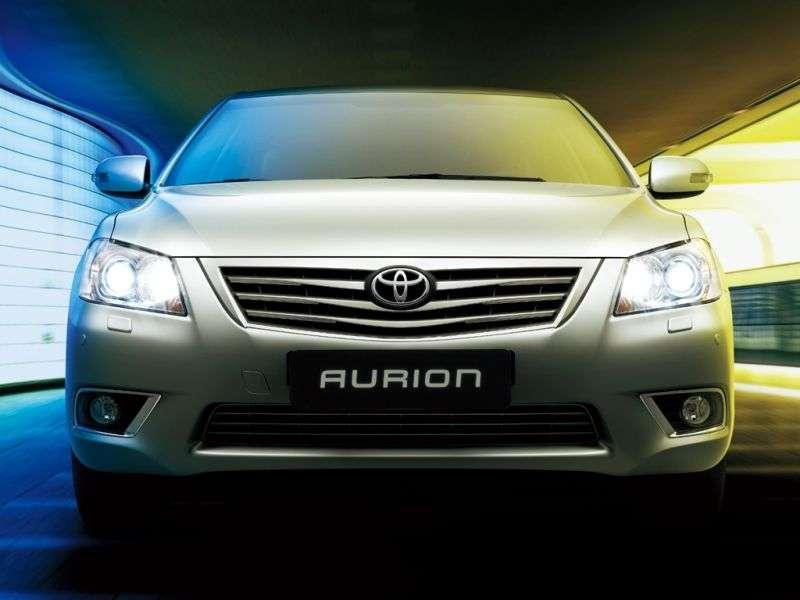 Toyota Aurion XV40 [restyling] sedan 3.5 AT (2009–2012)