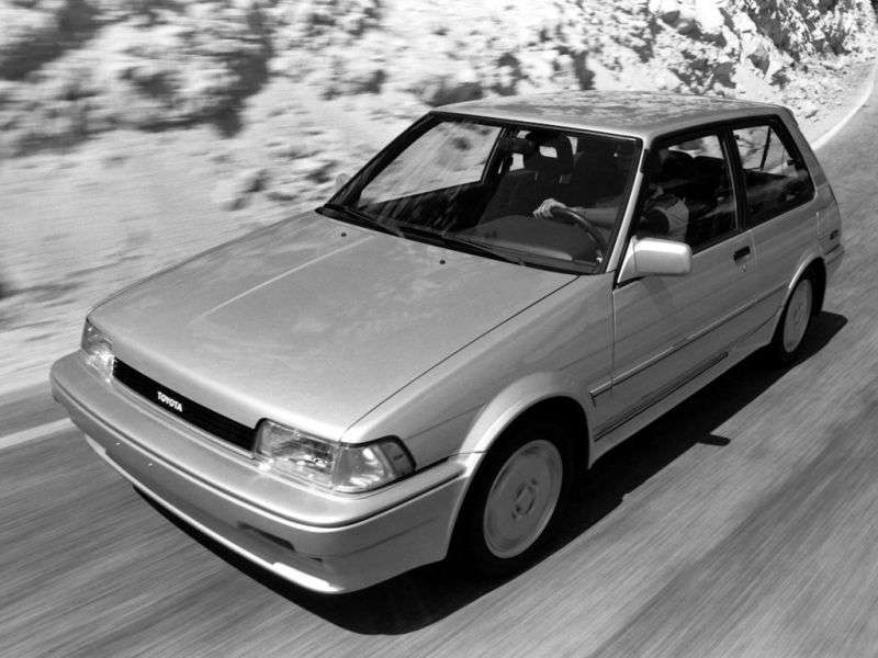 Toyota Corolla E80 foretback 1.8 D MT (1983–1987)