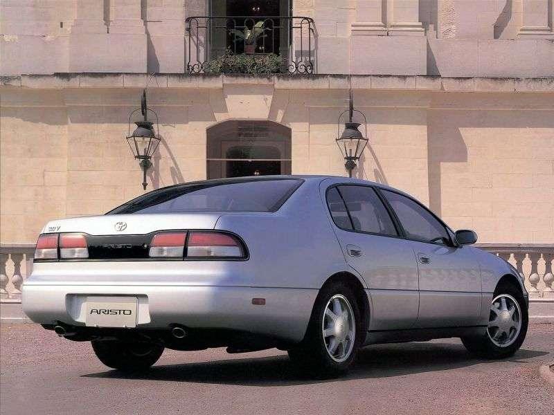 Toyota Aristo S14 [restyling] sedan 3.0 AT (1994–1996)