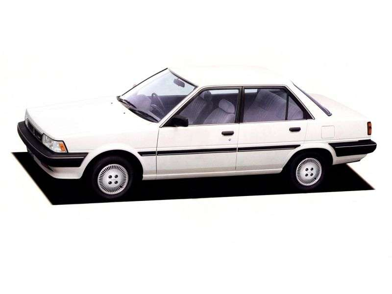 Toyota Carina T150JDM 4 door sedan. 1.8 MT (1984–1986)