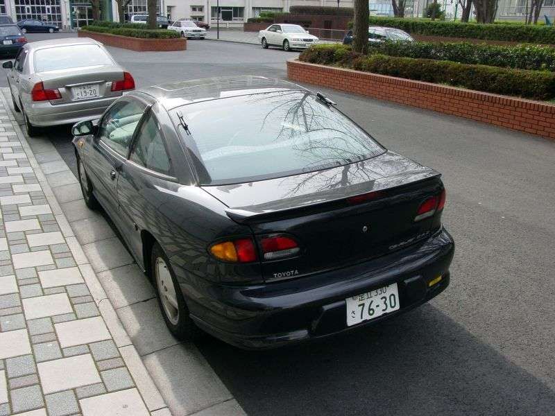 Toyota Cavalier 1st generation coupe 2.4 AT (1997–2000)
