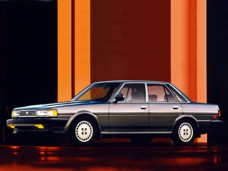 Toyota Cressida X70sedan 2.8 AT Overdrive (1984–1988)