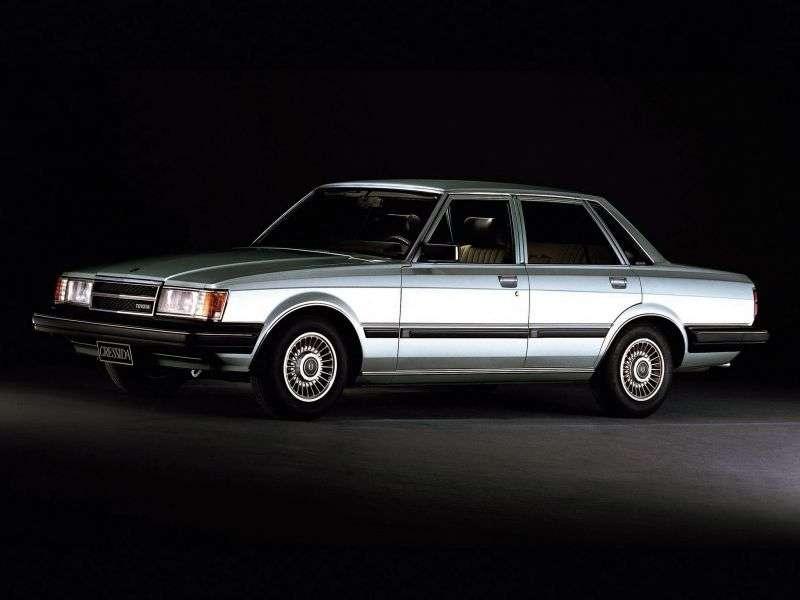 Toyota Cressida X60sedan 4 bit 1.8 MT (1980–1984)