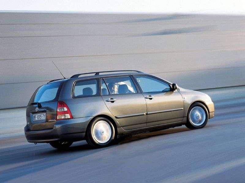 Toyota Corolla E120universal 5 dv. 1.4 MT (2001–2004)