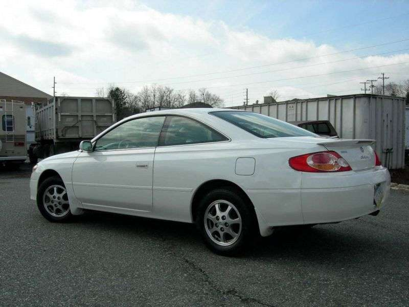 Toyota Camry Solara XV20 [restyling] coupe 2.4 AT (2002–2004)