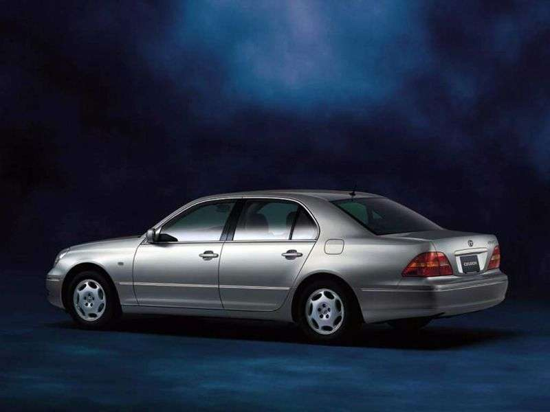 Toyota Celsior F30sedan 4.3 AT (2000–2003)