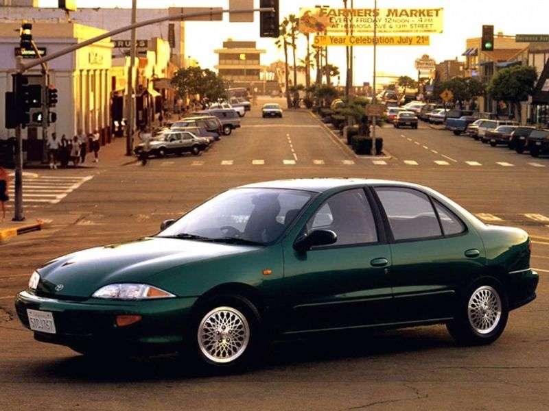 Toyota Cavalier 1st generation sedan 2.4 AT (1995–2000)