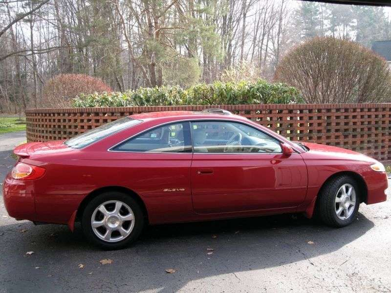 Toyota Camry Solara XV20 [restyling] coupe 3.0 AT (2002–2004)