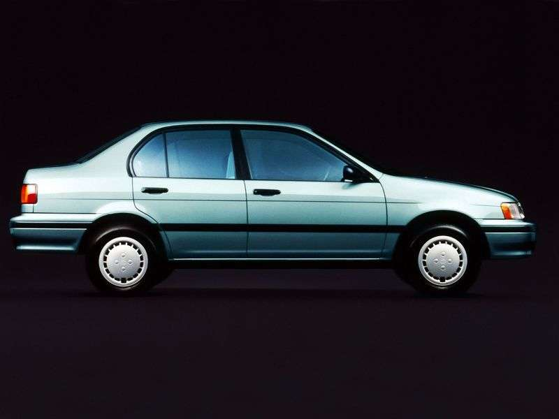 Toyota Corsa 4th generation sedan 1.5 MT 4WD (1990–1994)