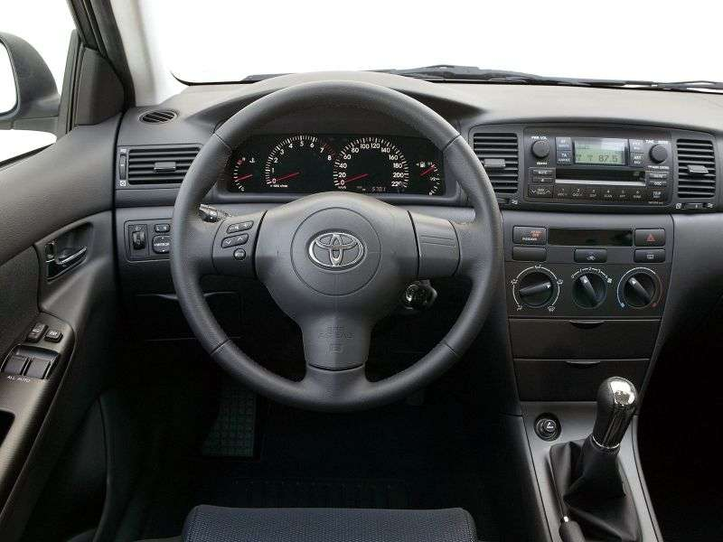 Toyota Corolla E130 [restyling] station wagon 2.0 D 4D MT (2004–2007)